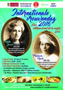 Dia de la Mujer =- CasaLatina
