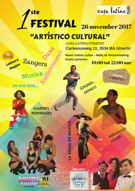 festival artistico Cultural