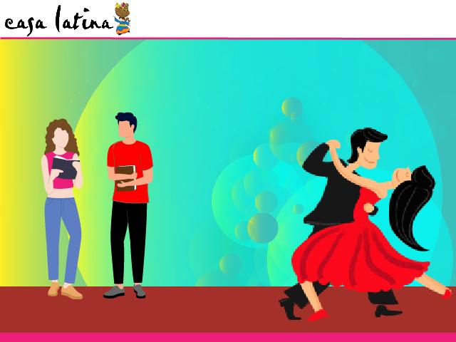 Taal of danslessen